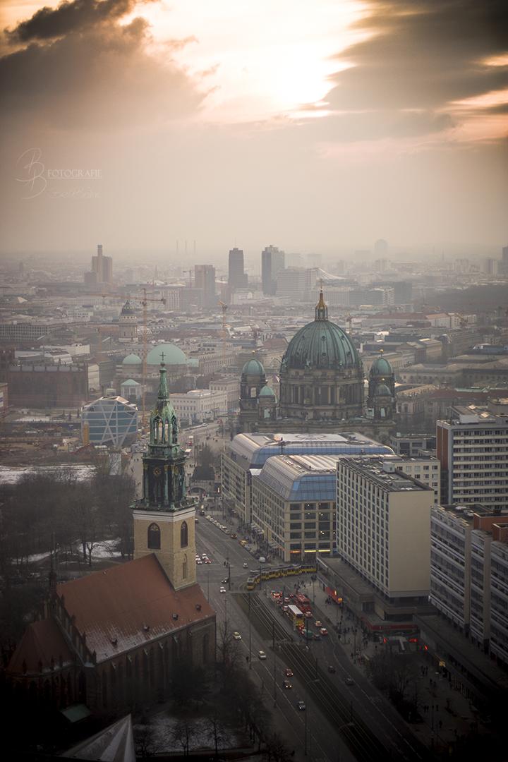 01 View over Berlin