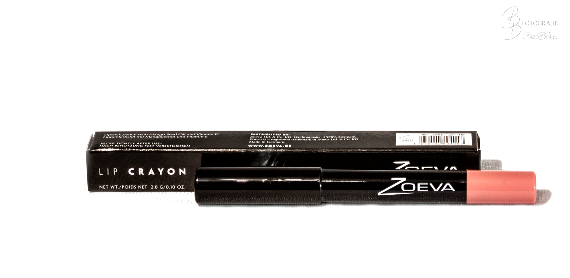 5 Produktfoto Zoeva Lip Crayon