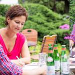 3 Anita Tusch im Gespraech mit Wigald Boning