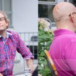 7 Thomas Koschwitz und Wigald Boning