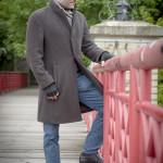 11 Jean Claude Castor - Auf der Brücke