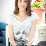 Spontaner Besuch von Carlotta - Homeshooting auf dem Balkon - 4