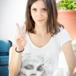 Spontaner Besuch von Carlotta - Homeshooting auf dem Balkon - 7