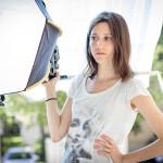 Spontaner Besuch von Carlotta - Homeshooting auf dem Balkon - 9
