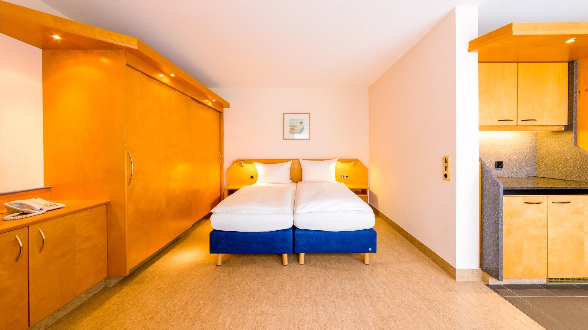 9 Michels_Hotels_Aparthotel_Norderney_Doppelzimmer_Comfort